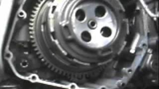 Судзукі системи GSX-Р зчеплення заміна плити