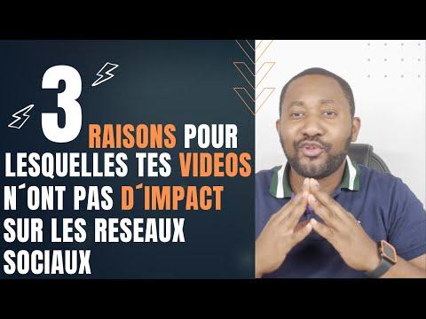 LES 3 RAISONS TECHNIQUES POUR LESQUELLES TES VIDEOS N´ONT PAS D´IMPACT SUR LES RESEAUX SOCIAUX