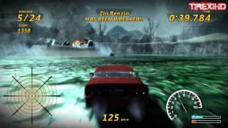 FlatOut 3: Chaos & Destruction HD gameplay