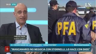 Carlos Pagni: Manzanares negocia con Dios