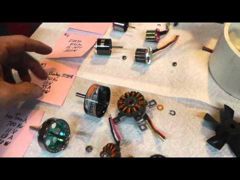 ROV Thrusters - Part 1
