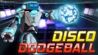 Robot Roller-Derby Disco Dodgeball | With Eatmydiction, Ohmwrecker and MangaMi