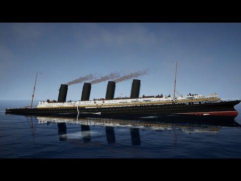 Real-Time Lusitania Sinking/Documentary