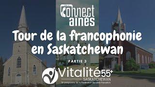 ConnectAînés - Tour de la francophonie  (Partie 3)