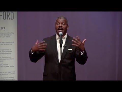 Transform Rockford, Community Conversation with Rev. Jeffrey Brown,