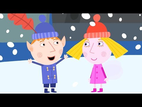 Ben e Holly -  La Neve - Episodi di Natale 🎄