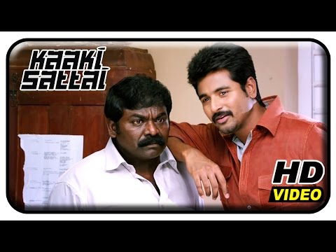 Kaaki Sattai Tamil Movie | Back To Back Comedy Scenes | 2 | Sivakarthikeyan | Sri Divya