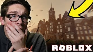 WHY AM I GOING INTO AN ASYLUM?!? - ROBLOX ROSES