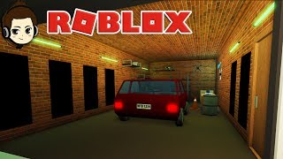 ROBLOX INDONESIA | GARAGE AND NEW CAR