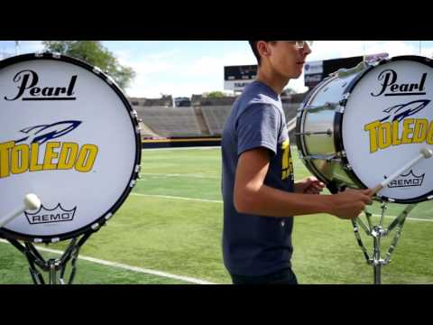 Double Beat 2004 - University of Toledo Drumline