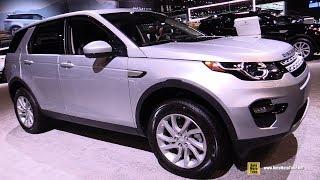 2019 Land Rover Discovery Sport - Exterior Interior Walkaround - 2019 Chicago Auto Show