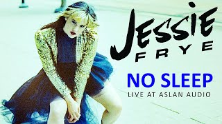 Смотреть клип Jessie Frye - No Sleep