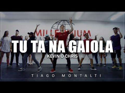 TU TA NA GAIOLA - Kevin o Chris  Coreógrafo Tiago Montalti