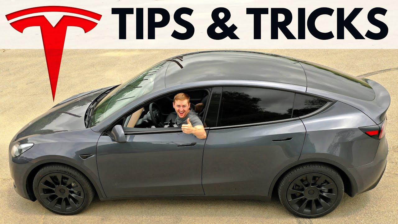 Tesla Model 3/Y Tips & Tricks: 30 Hidden Features! - YouTube