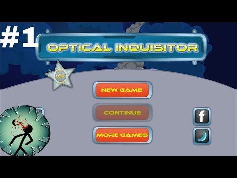 Optical Inquisitor 17+ : Gameplay 01 - Android Gameplay