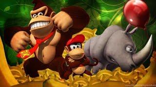 🔴Donkey Kong Country! Jogatina Nostálgica do Sabadão! dk da alegria!🔴