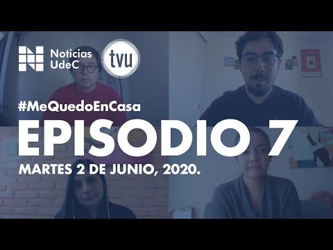 Noticias UdeC por TVU: Capítulo 7