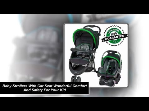Baby Strollers With Car Seat 2019 | Best Strollers of 2019 |