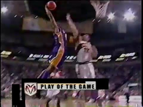 Kobe Bryant Sick Poster Dunk On Tim Duncan Hd Didn T Count Youtube