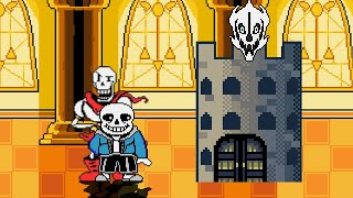 Undertale Papyrus VS Mario's Castle Calamity 地域傳說Papyrus挑戰瑪利歐城堡災難 thumbnail