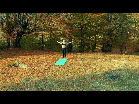 yoga relaxation music and cool music video