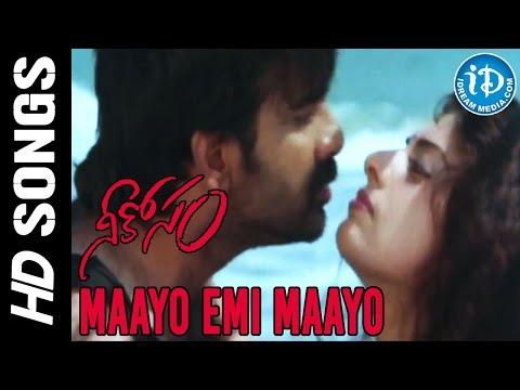 Maayo Emi Maayo Video Song - Neekosam Movie - Ravi Teja   Maheswari Brahmaji   R P Patnaik