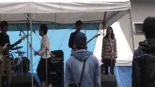 岡山大学軽音FOLK学祭ライブ2011三日目真心ブラザーズのコピーバンドです。