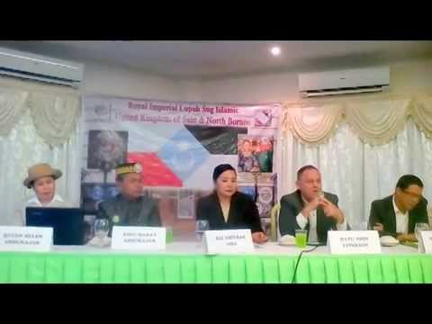 PRESS CONFERENCE ON ECONOMIC DEVELOPMENT AND THE ROYALE ARMED FORCES NLF-SP