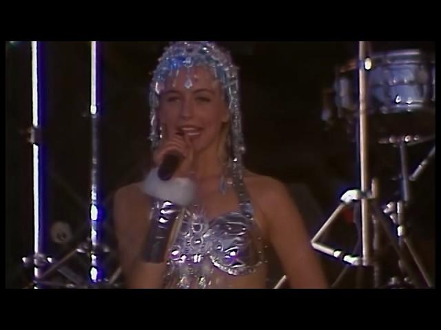 Radio SWH gada jubilejas ballīte 1994. gads, Simone Angel - Let This Feeling