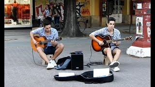 Duo D band in Subotica 21 July 2020