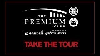 Tour of TD Garden