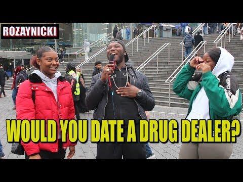 Never date a drug dealer