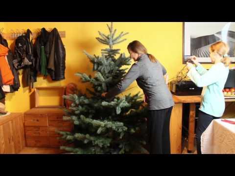 Der Mercedes Benz Weihnachtsbaum 2015 In Berlin Youtube