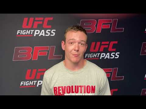 Tremayne vs Batra is set for #bfl68 on Septemeber 30th on UFC fight pass