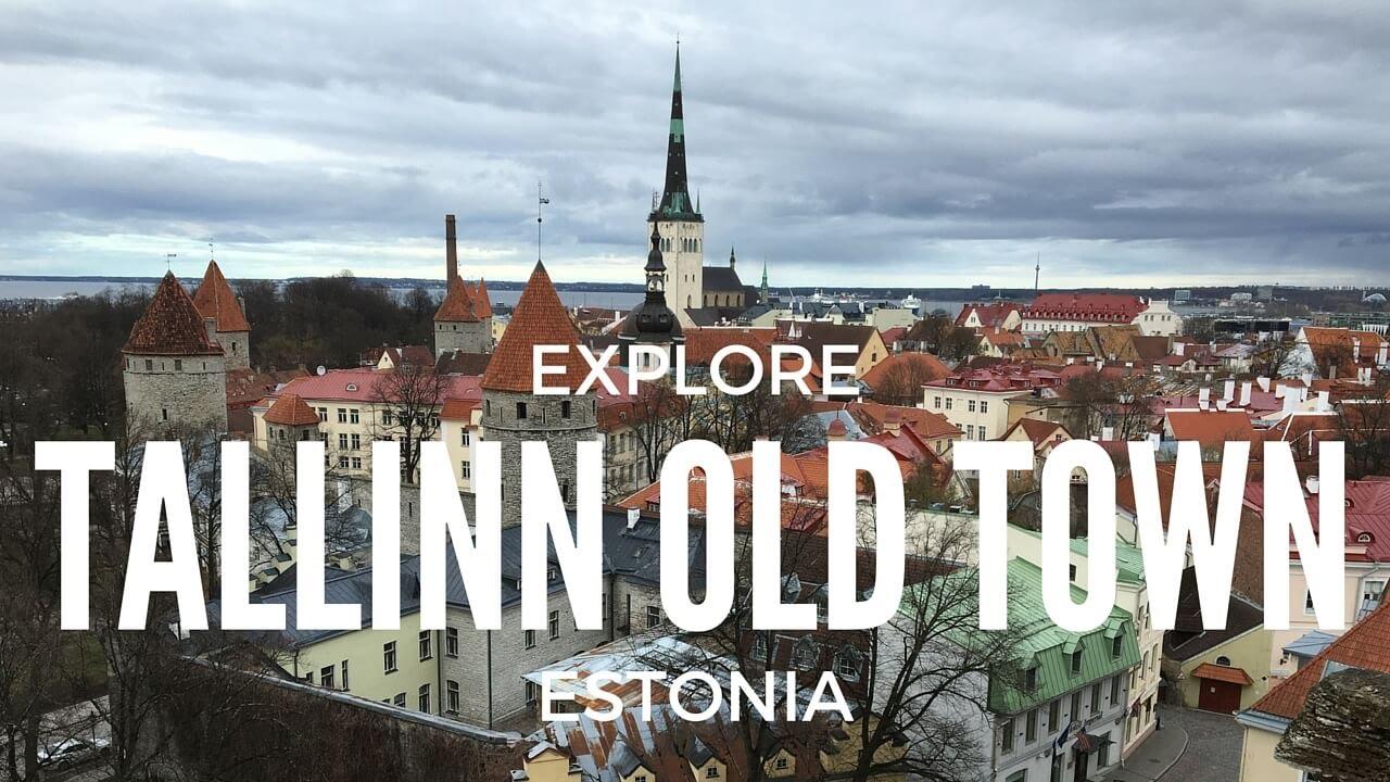 exploring old town tallinn estonia youtube. Black Bedroom Furniture Sets. Home Design Ideas