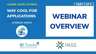 Webinar Introduction - Azure Data Studio