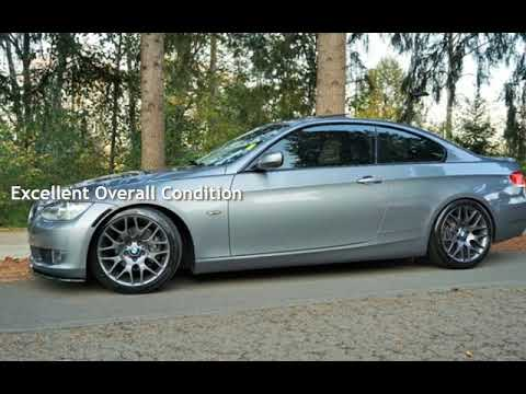 2010 Bmw 328i Coupe Lowered Carbon Fiber Spoier Loaded For