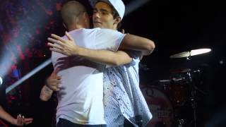 The Wanted - I Found You, Shawnee Oklahoma 05/17/14