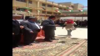 تكريم طلاب وطالبات حاتم الاوائل لمختلف المسابقات المدرسية في بني كنانة 01/06/2015