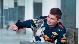 Max Verstappen meets Mini-Max - Careers at Exact