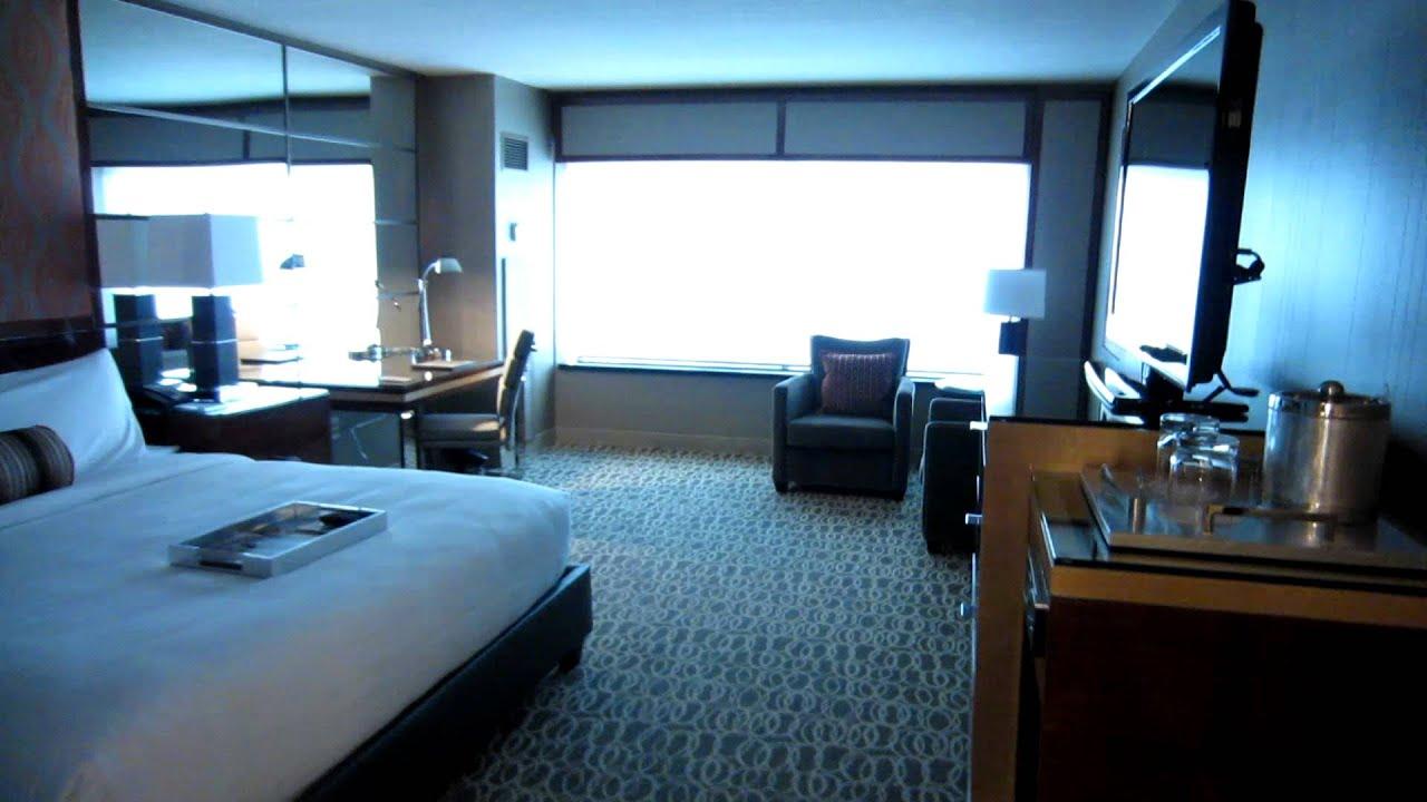 Mgm Grand Remodeled King Room 25407 Youtube