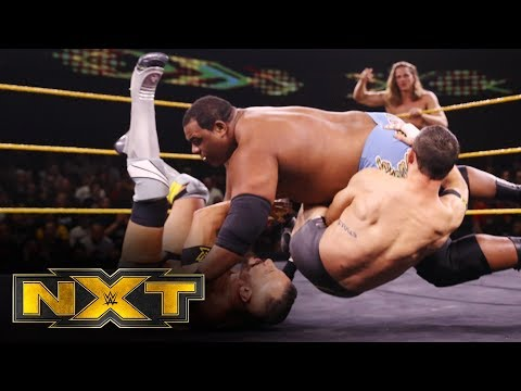 Matt Riddle & Keith Lee vs. Undisputed ERA: WWE NXT, Oct. 30, 2019
