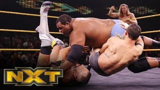 Matt Riddle & Keith Lee vs. Undisputed ERA: WWE NXT, Oct. 30, 2019