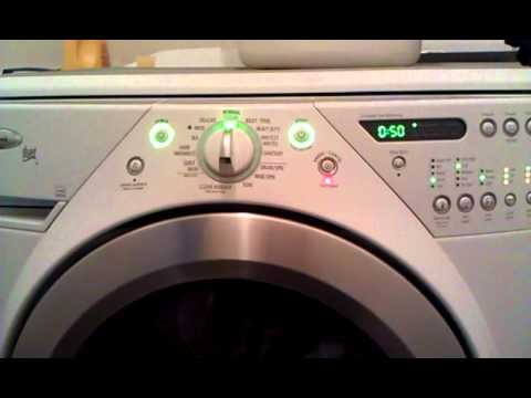 The F35 Sud Error Code In The Whirlpool Duet Steam Wash