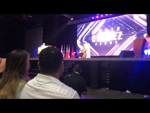 Julio Cesar Chavez Honored At WBC Confrence