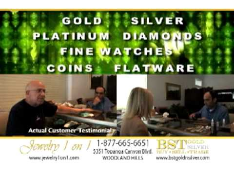 Buy or Sell Gold in Los Angeles @ Jewelry 1 on 1 Cash For Gold Los Angeles