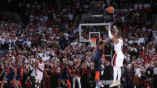 Damian Lillard Hits EPIC Game-Winner! | April 23, 2019