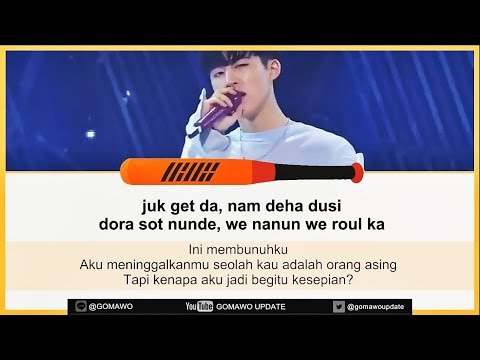 Easy Lyric IKON - KILLING ME By GOMAWO [Indo Sub]