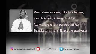 Download Video Mohamed Mbinda_ Nasheed Ramadhan with_lyrics MP3 3GP MP4