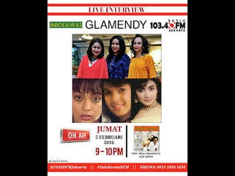 Glamendy Gladys Suwandhi, Mega Selvia, Nindy Ellesse    Cukur